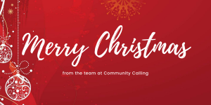 Merry Christmas from Community Calling