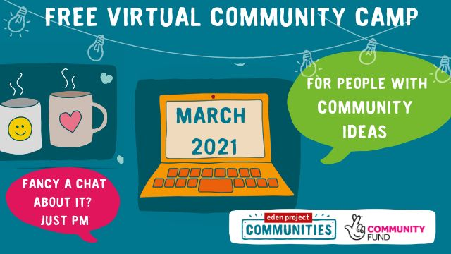 Eden Project - Virtual Community Camp