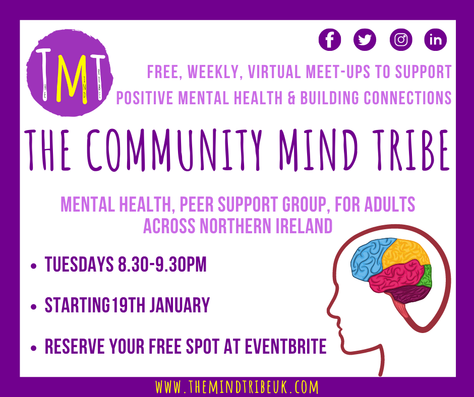 The Mind Tribe UK Mental Health Peer Support