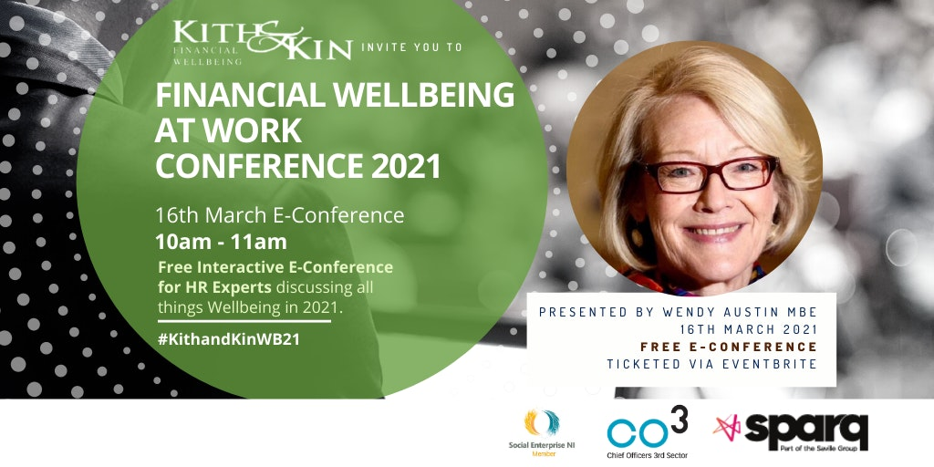 Financial Wellbeing at Work Conference N.I