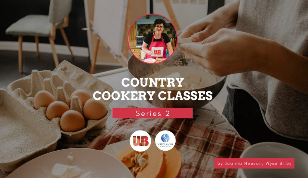 Country Cookery Classes with Joanna Neeson