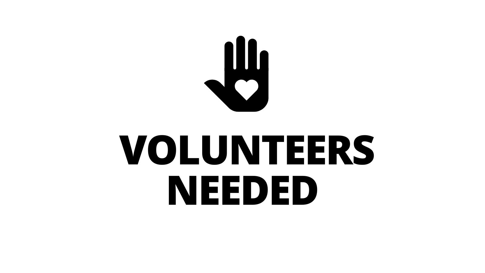 Volunteers Needed in Ballynahinch