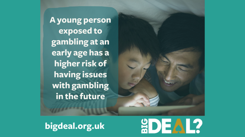 Is gambling a big deal for young people