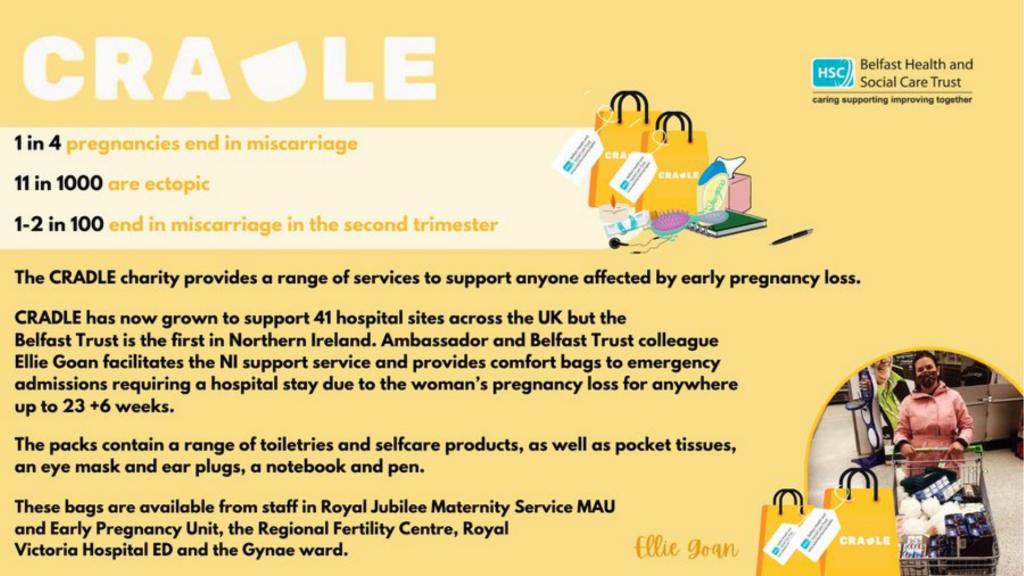 Cradle Belfast Donations