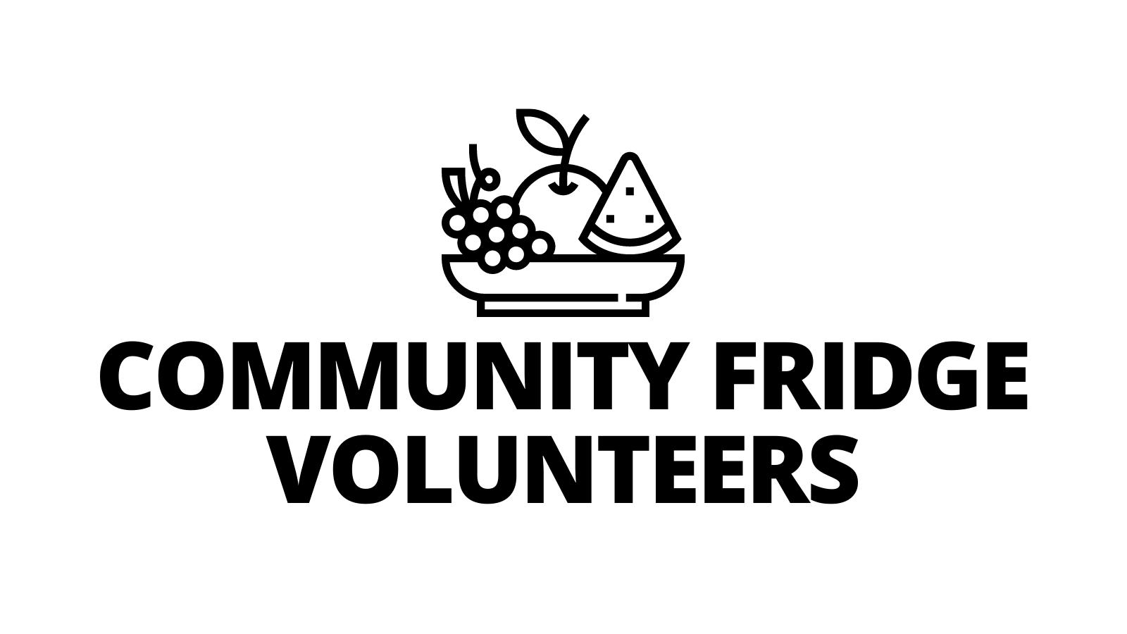 Community Fridge Volunteers