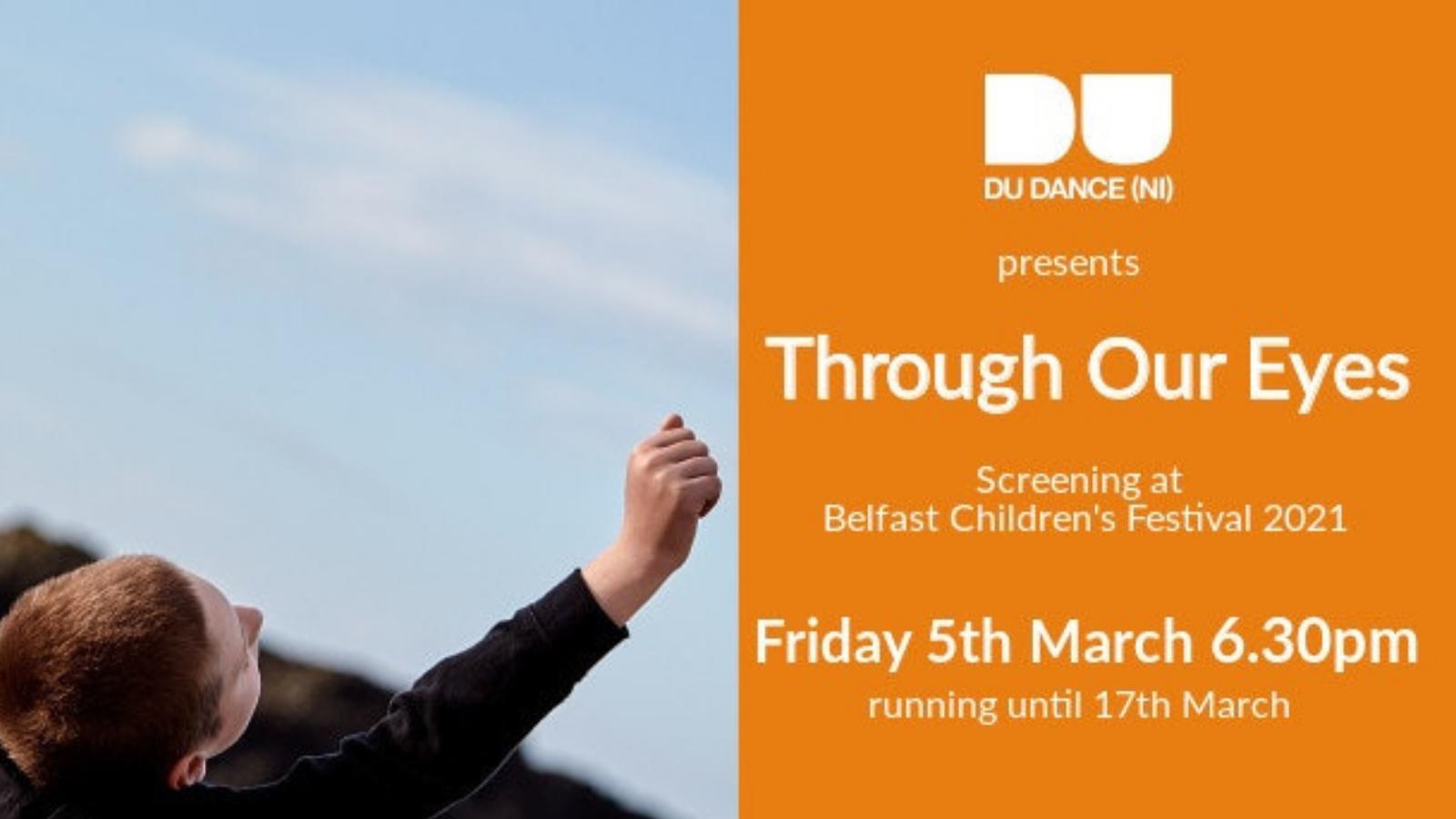 DU Dance (NI) Presents Through Our Eyes