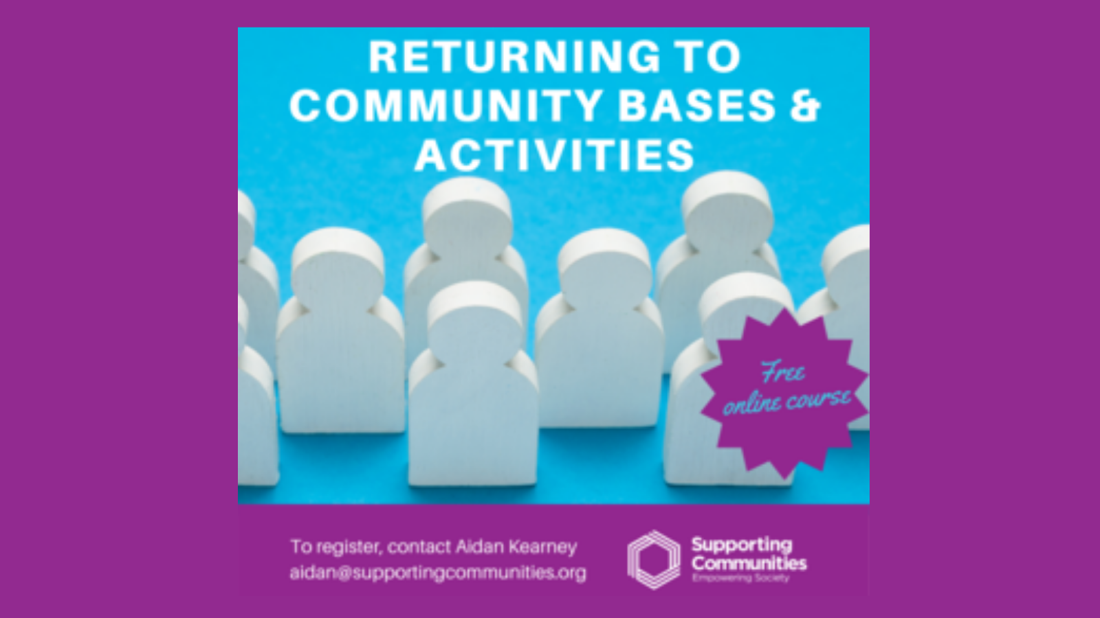 Returning to Community Bases and Activities
