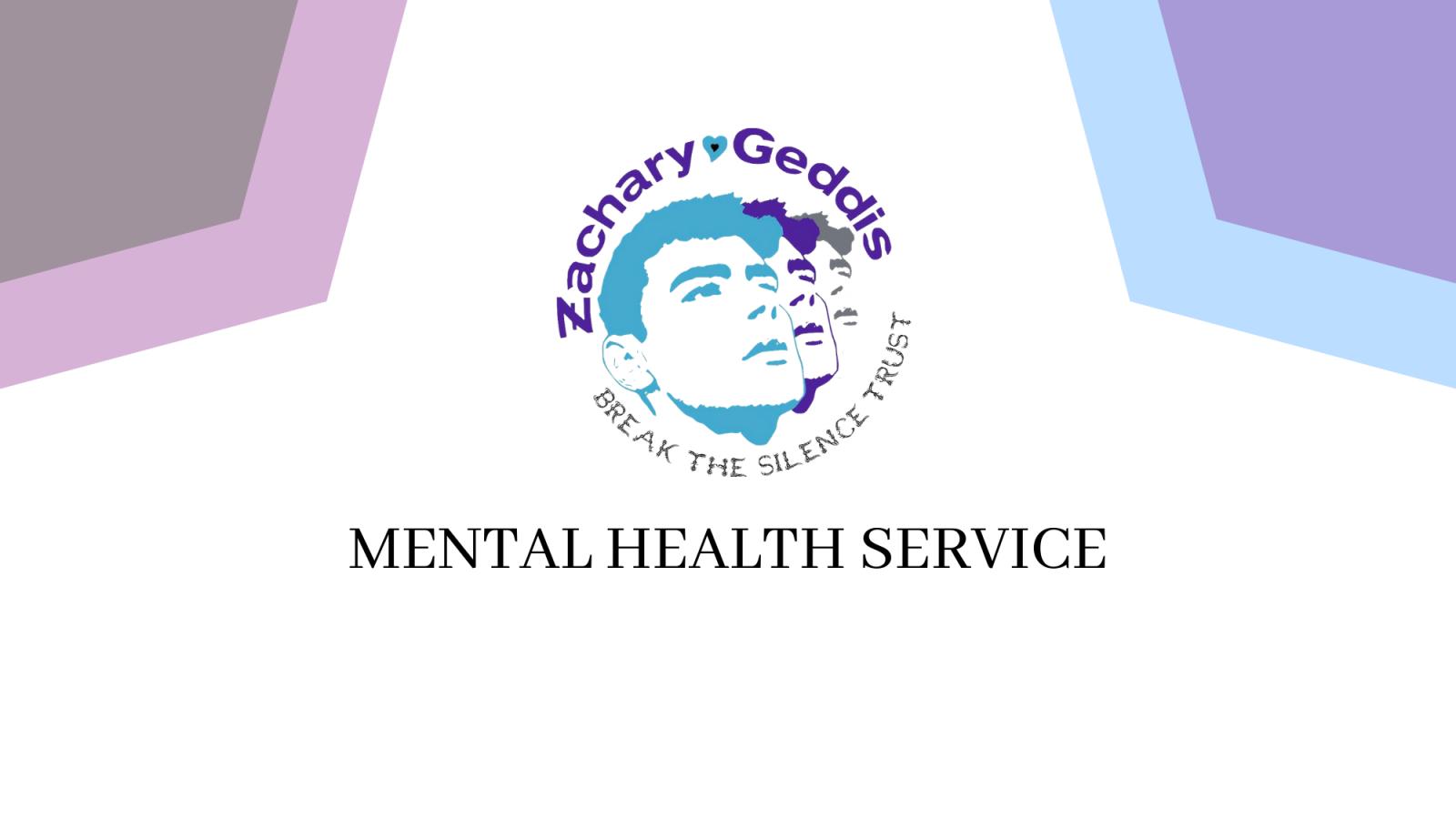 Zachary Geddis Break The Silence Trust (ZGBTST)